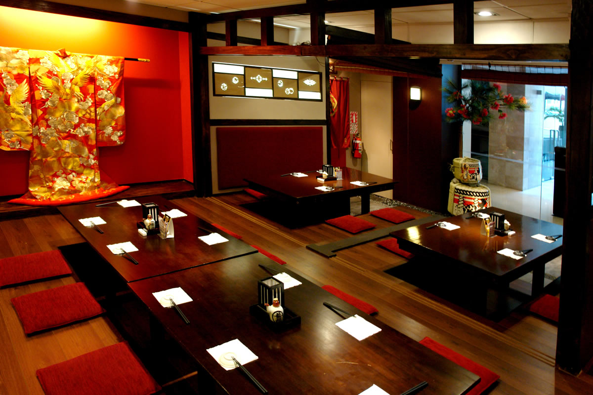 Gion Japanese Restaurant Private Room Picture 2