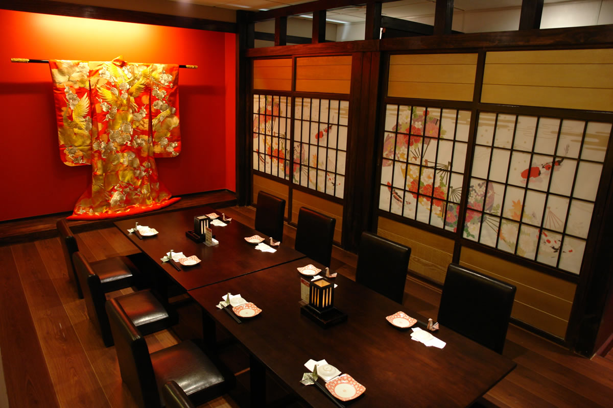 Gion Japanese Restaurant Private Room Picture 3