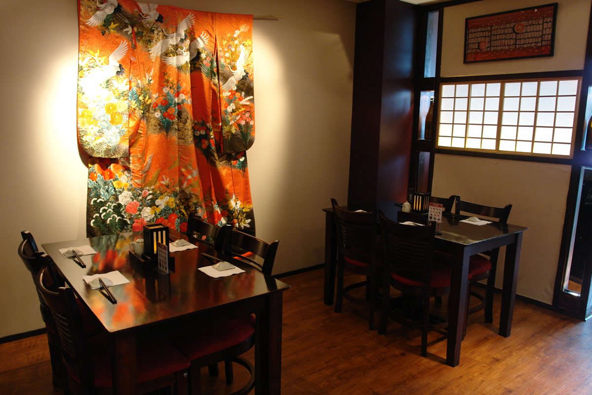 Auckland Traditional Japanese Restaurant